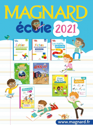Catalogue Magnard école 2021